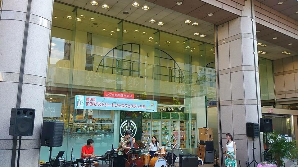 東京8/15☆レポート_b0168389_12493037.jpg