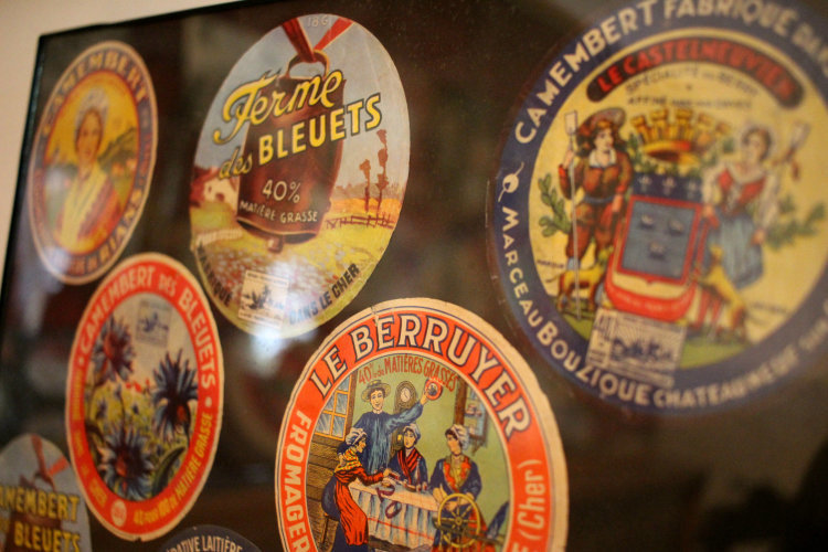 カマンベール博物館 @フランス_b0324291_19504100.jpg