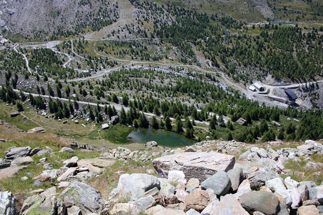 マッターホルン 3つの湖めぐりハイキング_f0179404_2205138.jpg