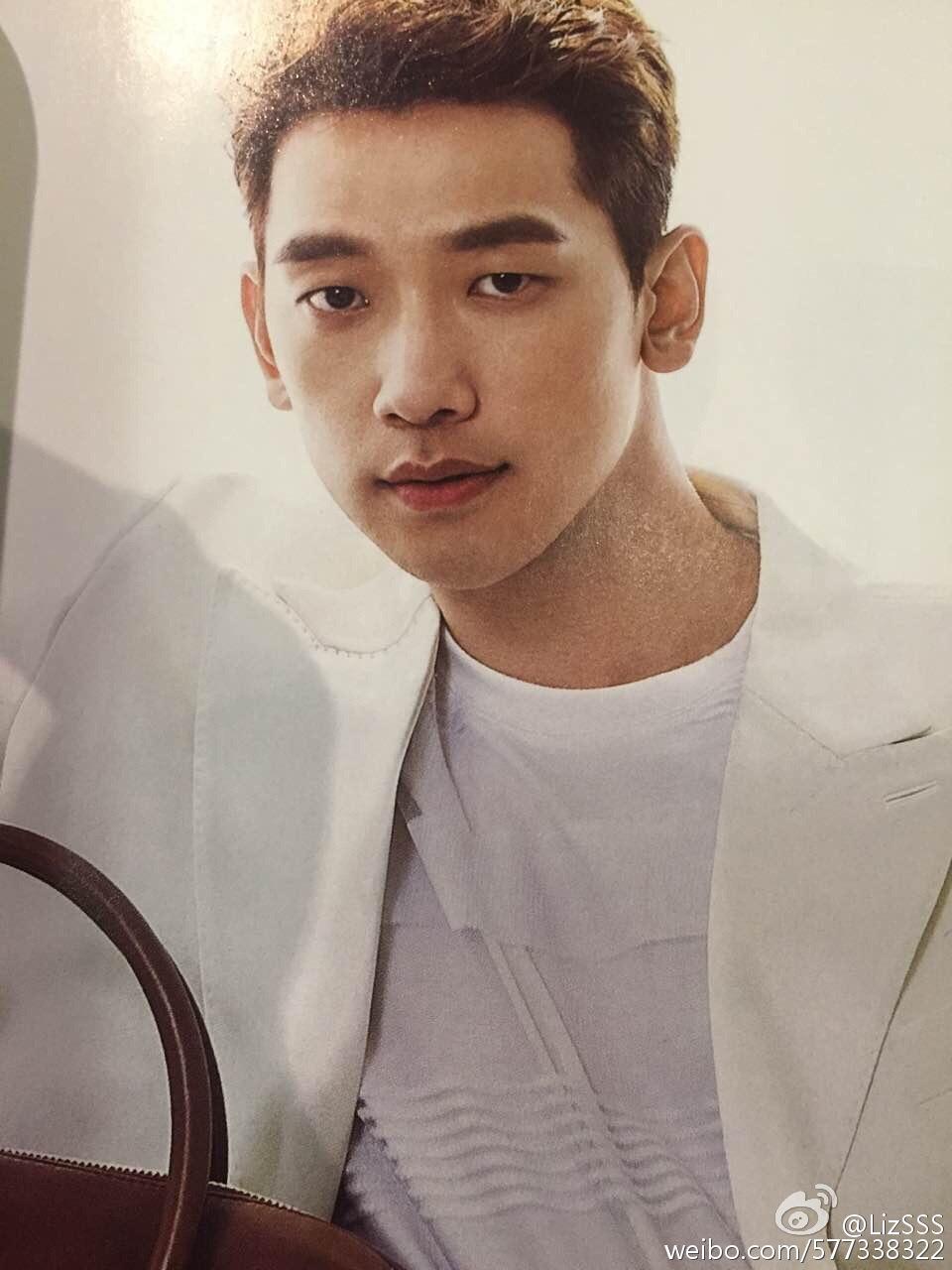 Rain 男人风尚 Leon Magazine _c0047605_7573383.jpg