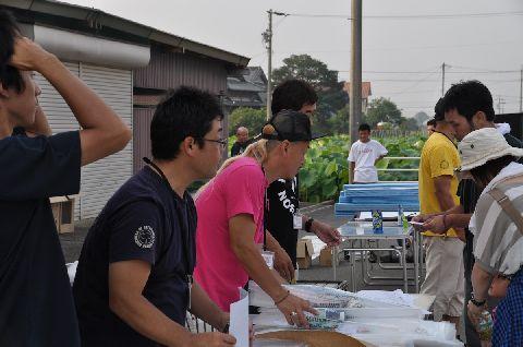 「第14回 スネークヘッドコンペ2015」   レポート 渡辺香佐_a0153216_2031313.jpg