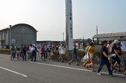 「第14回 スネークヘッドコンペ2015」   レポート 渡辺香佐_a0153216_20343757.jpg