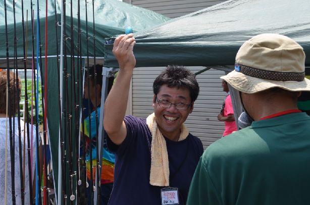 「第14回 スネークヘッドコンペ2015」   レポート 渡辺香佐_a0153216_21145190.jpg