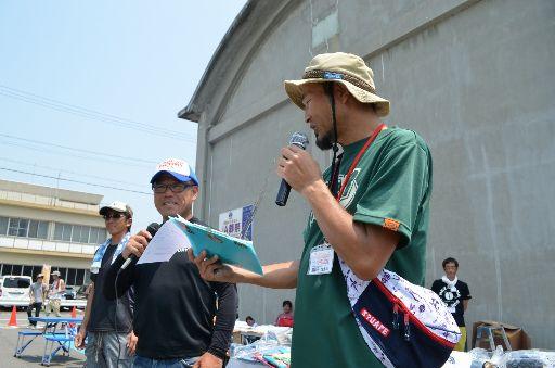 「第14回 スネークヘッドコンペ2015」   レポート 渡辺香佐_a0153216_21565581.jpg