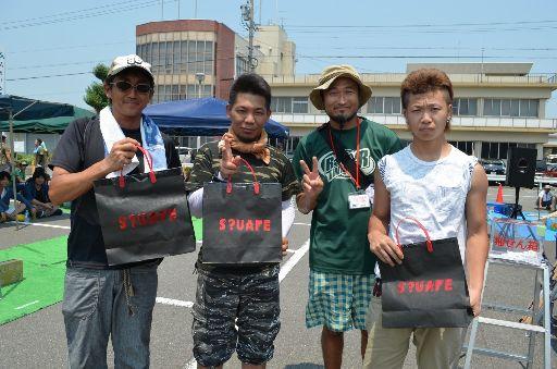 「第14回 スネークヘッドコンペ2015」   レポート 渡辺香佐_a0153216_2158354.jpg
