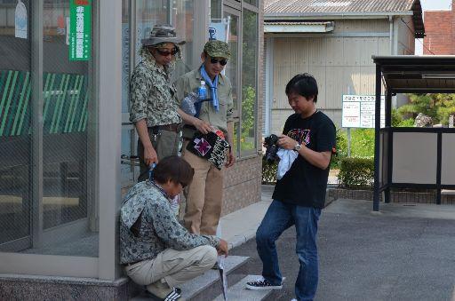 「第14回 スネークヘッドコンペ2015」   レポート 渡辺香佐_a0153216_2222060.jpg