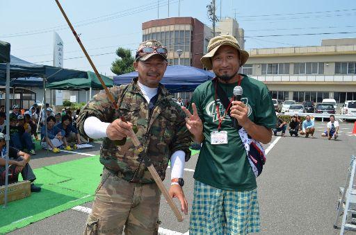 「第14回 スネークヘッドコンペ2015」   レポート 渡辺香佐_a0153216_2233465.jpg
