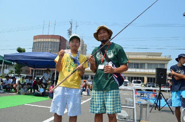「第14回 スネークヘッドコンペ2015」   レポート 渡辺香佐_a0153216_224994.jpg