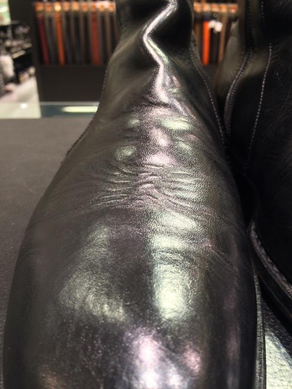 ずっとしまっていたブーツをお手入れ_b0226322_11014877.jpg