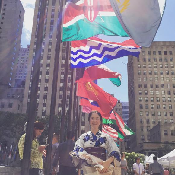 Kimono for Peace イベントに参加する!_f0095325_21112824.jpg