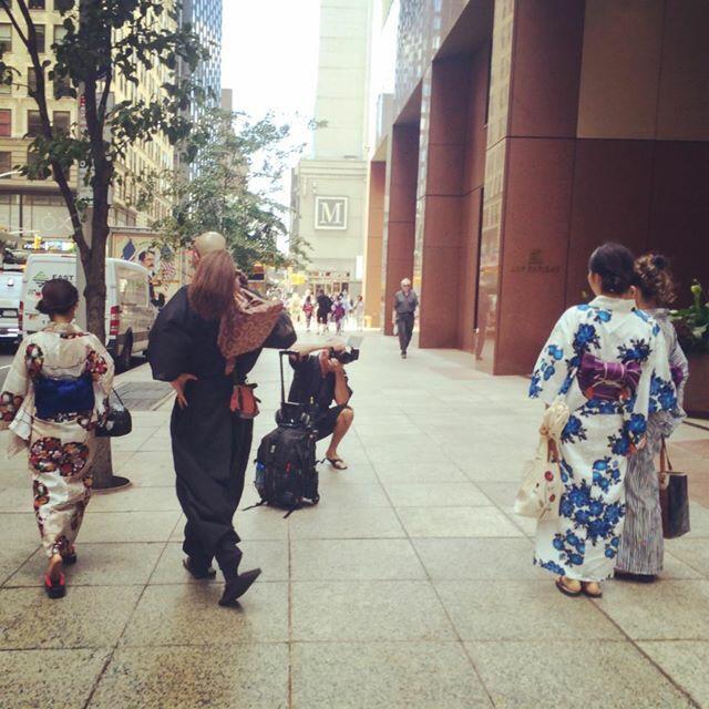 Kimono for Peace イベントに参加する!_f0095325_21112879.jpg