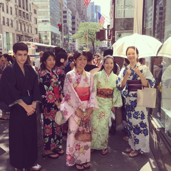 Kimono for Peace イベントに参加する!_f0095325_21380263.jpg