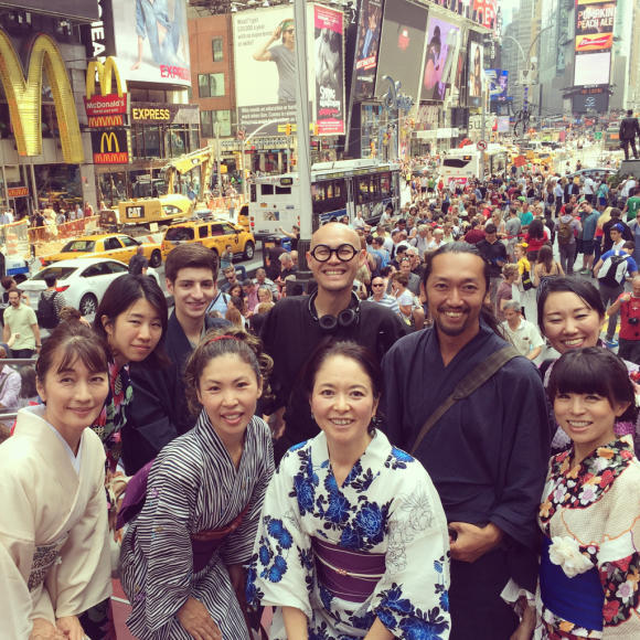 Kimono for Peace イベントに参加する!_f0095325_21380362.jpg