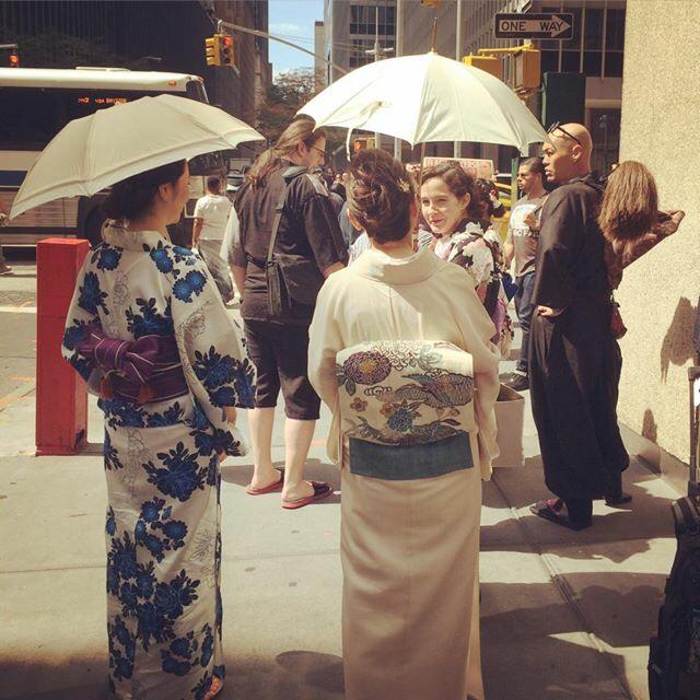 Kimono for Peace イベントに参加する!_f0095325_21380383.jpg