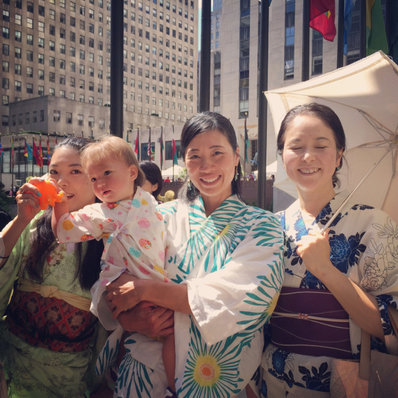 Kimono for Peace イベントに参加する!_f0095325_21444321.jpg