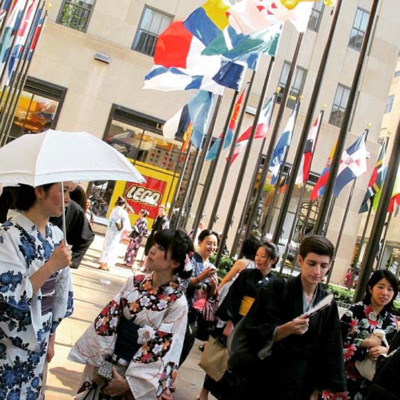 Kimono for Peace イベントに参加する!_f0095325_21444465.jpg