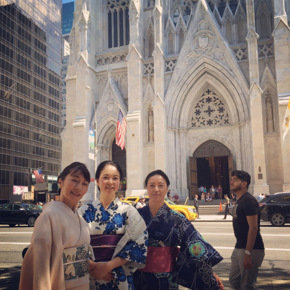 Kimono for Peace イベントに参加する!_f0095325_21532864.jpg