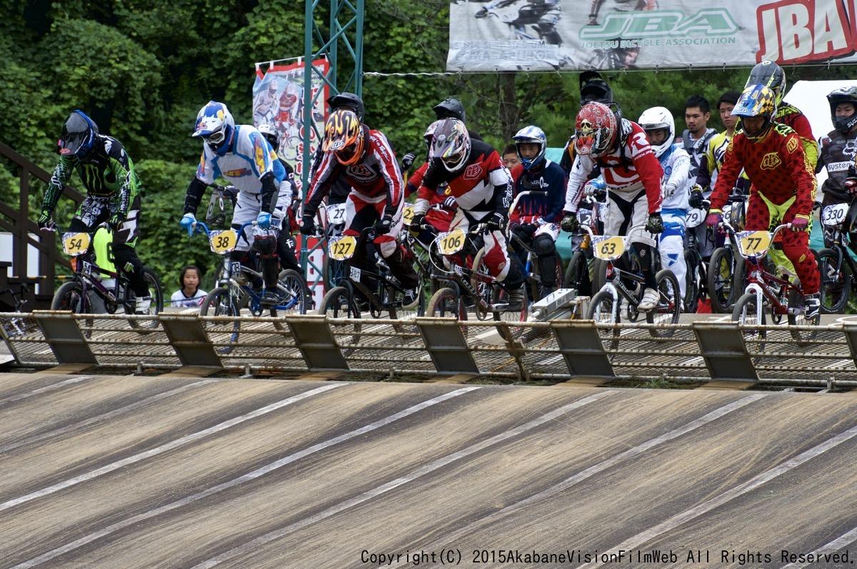 JBMXF#3 新潟・上越大会vol9:予選その1_b0065730_18102270.jpg
