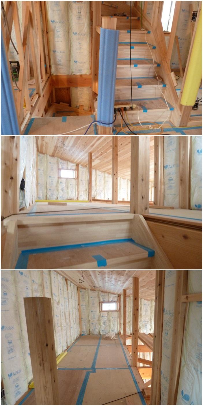 厚木市の家☆大工工事も順調に進行中_c0152341_86832.jpg