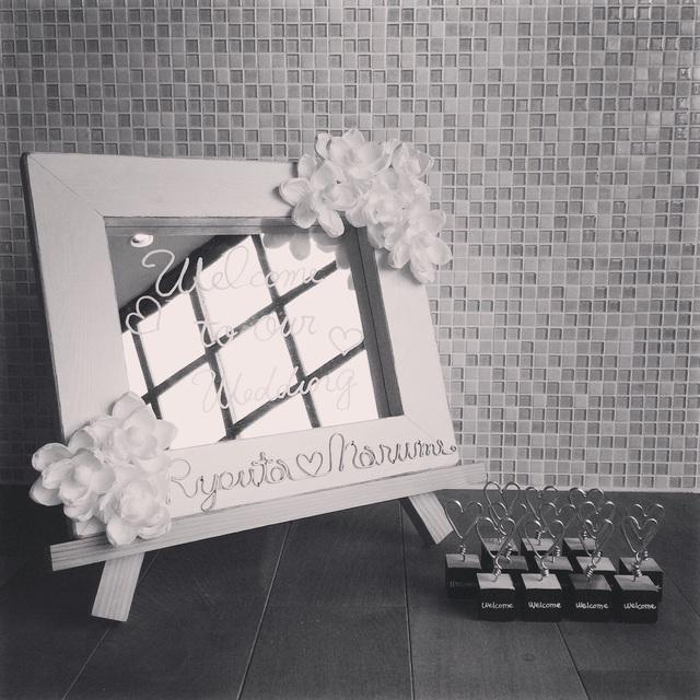 Wedding納品。_b0125443_1128357.jpg