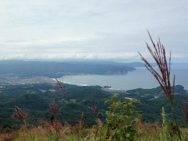 塩谷丸山から海~! 24/08/\'15_e0326953_0521691.jpg