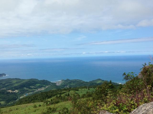 塩谷丸山から海~! 24/08/\'15_e0326953_056359.jpg