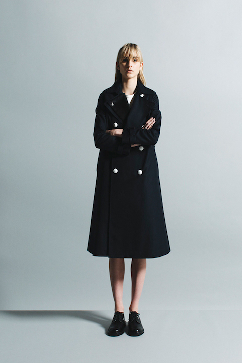 IN STORE NOW! THE RERACS TRENCH COAT_f0111683_12053145.jpg