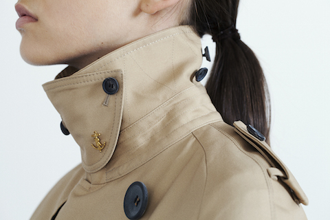 IN STORE NOW! THE RERACS TRENCH COAT_f0111683_12121544.jpg