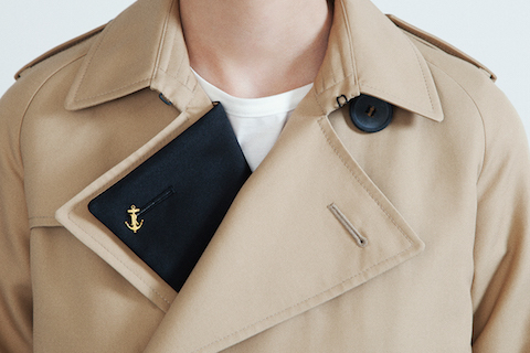 IN STORE NOW! THE RERACS TRENCH COAT_f0111683_12133751.jpg