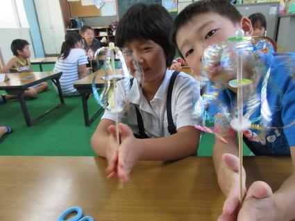 おもちゃ作り in 深日小学校学童保育    by   (ナベサダ)_f0053885_19563992.jpg