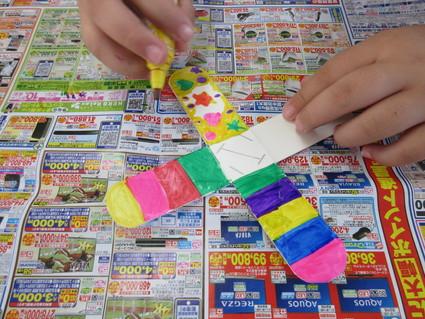 おもちゃ作り in 深日小学校学童保育    by   (ナベサダ)_f0053885_19581182.jpg