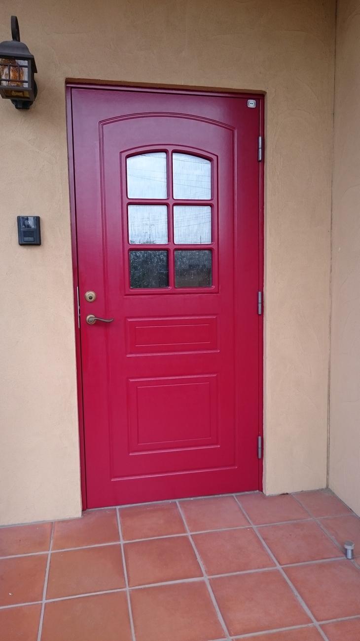 ドアのメンテ_c0066693_14111297.jpg