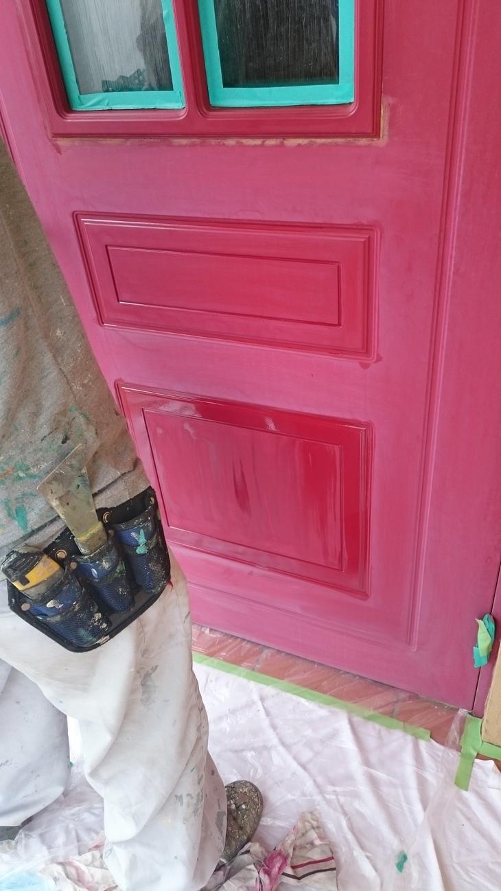 ドアのメンテ_c0066693_1454152.jpg