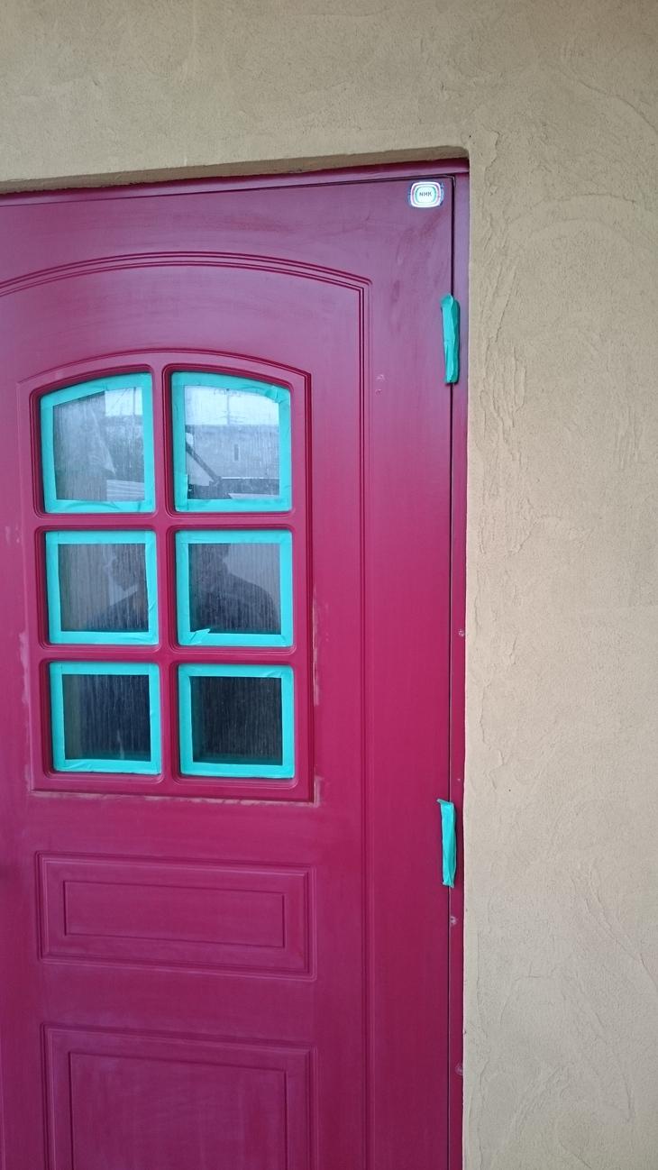 ドアのメンテ_c0066693_1465963.jpg