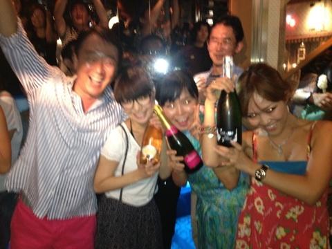 ▶8・29(土)夕方5時〜THE RIGOLETTO OCEAN CLUB☆横浜の6周年祭♬ →_b0032617_1215528.jpg