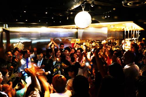 【6周年】ご参加ありがとうございました☆THE RIGOLETTO OCEAN CLUB☆横浜リゴレット記念撮影→_b0032617_12163444.jpg