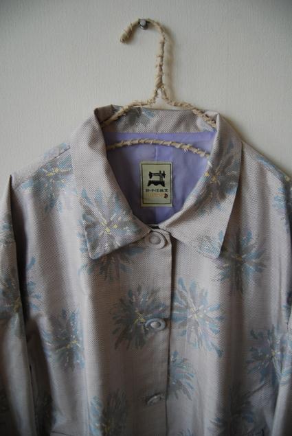 着物リメイク・大島のジャケットコート_d0127925_18111158.jpg