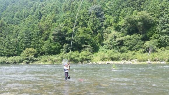 8月28日   河川状況。_c0266737_12405756.jpg