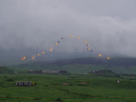 富士総合火力演習 予行 昼の部_a0023246_10333021.jpg