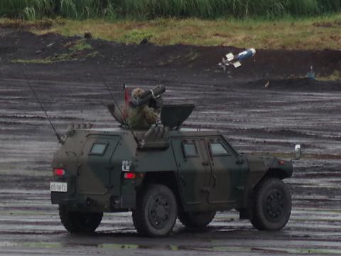 富士総合火力演習 予行 昼の部_a0023246_10334328.jpg
