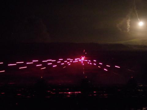 富士総合火力演習 予行 夜の部_a0023246_10352136.jpg