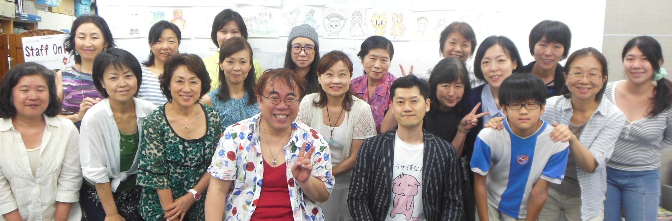 東京キャラクターアート学院のプレ講座_e0082852_1224406.jpg