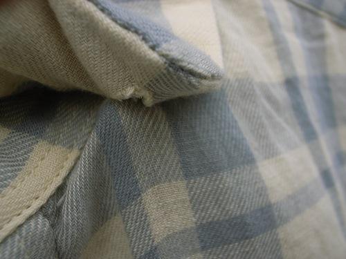ORDINARY FITS インビジブル BDシャツ_d0334060_15235069.jpg