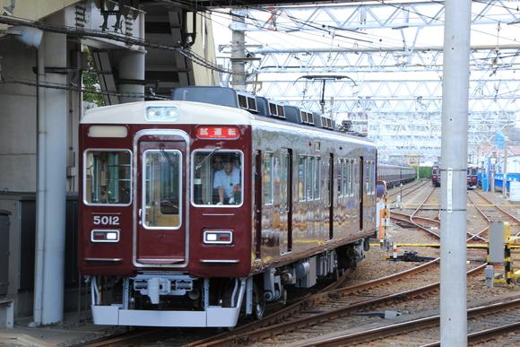 阪急5012F 定期検査明け試運転_d0202264_447651.jpg