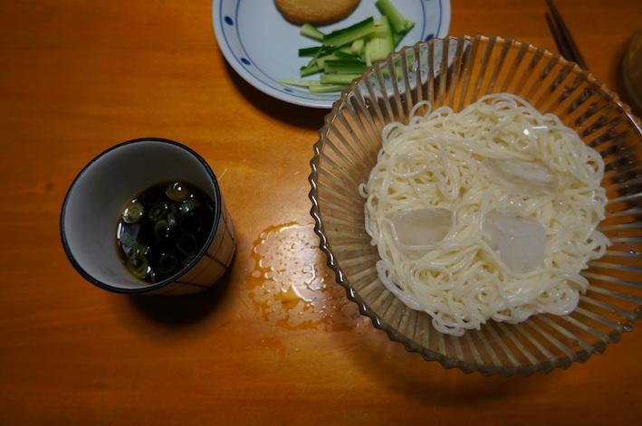 久しぶりの大門素麺_b0057679_925381.jpg