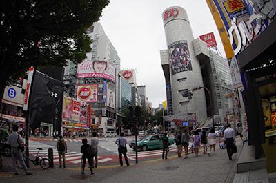 8月28日(金)今日の渋谷109前交差点_b0056983_11383059.jpg