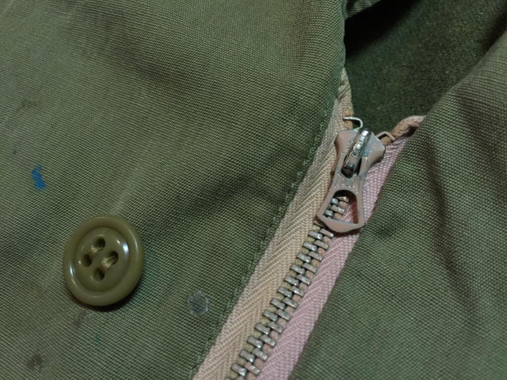 神戸店8/29(土)秋物ヴィンテージ入荷!#6 M-41 Field JKT,US.Army Item!!!(T.W.神戸店)_c0078587_1215856.jpg