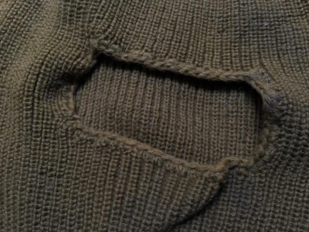 神戸店8/29(土)秋物ヴィンテージ入荷!#8 USAAF A-1Sweater,1910\'s USN Thermal,ARC!!!_c0078587_12201133.jpg