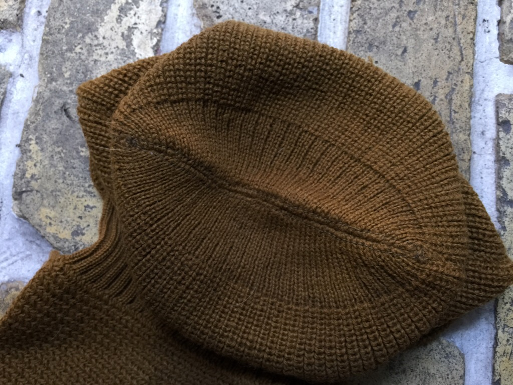 神戸店8/29(土)秋物ヴィンテージ入荷!#8 USAAF A-1Sweater,1910\'s USN Thermal,ARC!!!_c0078587_1220257.jpg