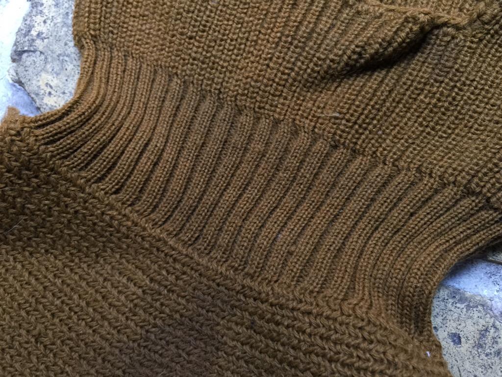 神戸店8/29(土)秋物ヴィンテージ入荷!#8 USAAF A-1Sweater,1910\'s USN Thermal,ARC!!!_c0078587_1220444.jpg